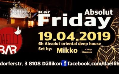 Kar Absolut Friday