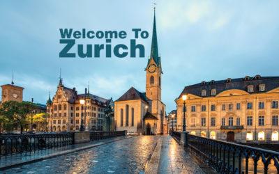 Zürich, thelargest cityinSwitzerland