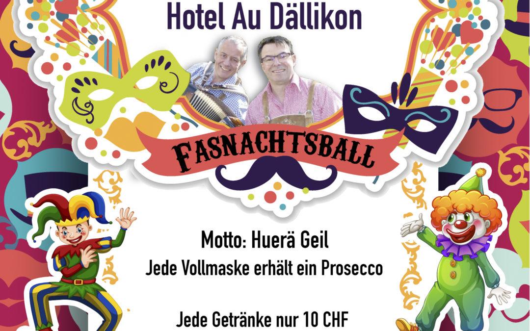 Fasnachtsball 29.02.2020