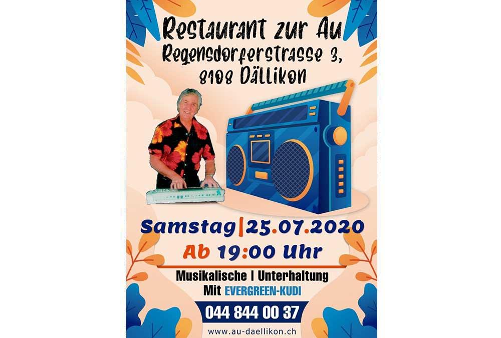 Musikalische 25.07.2020