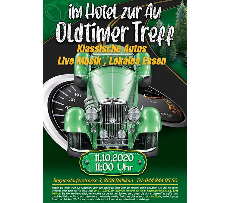 Oldtimer Treff 11.10.2020