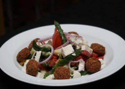 Asparagus Salad Greek Art