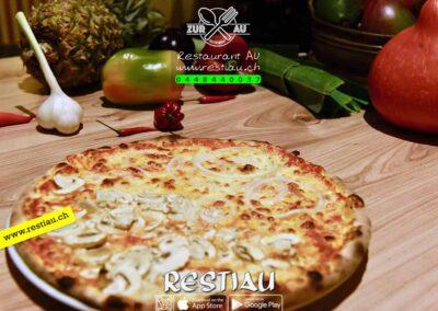 zur au restaurant | pizza Ai-Fungi