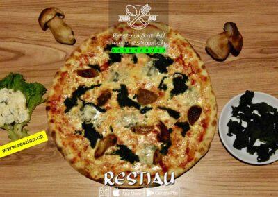 zur au restaurant | pizza Jiyan