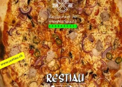 zur au restaurant | pizza zur au