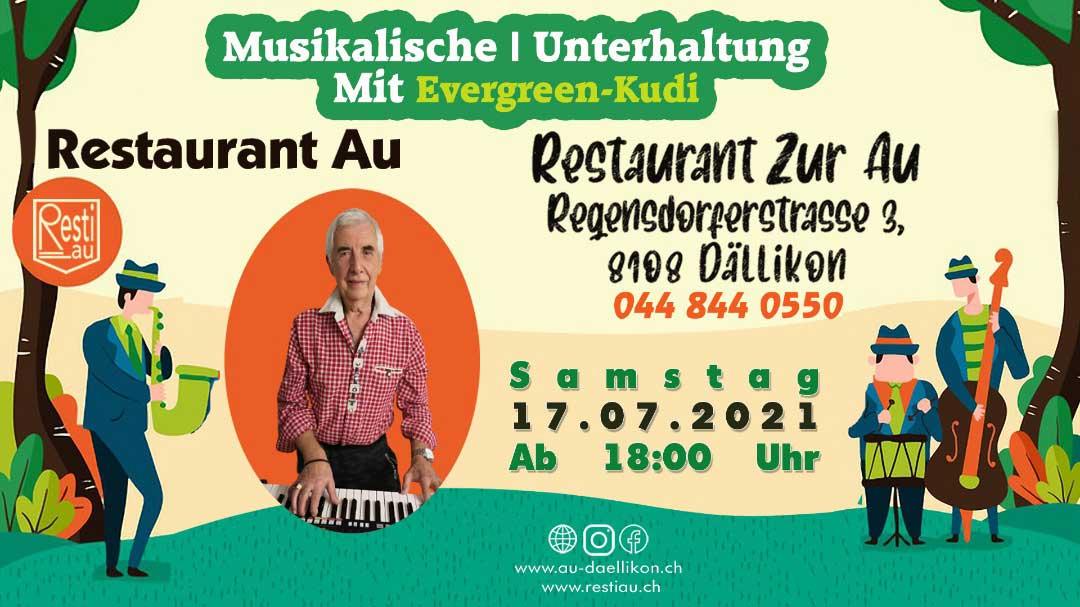 Musical | Entertainment with evergreen kudi | samstag 17.07.2021
