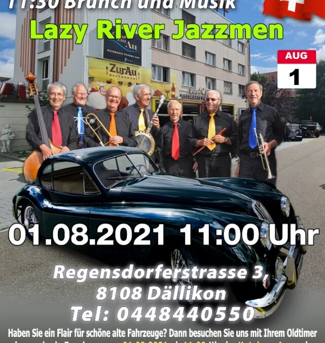 Oldtimertreffen zum Schweizer Nationalfeiertag 01.08.2021