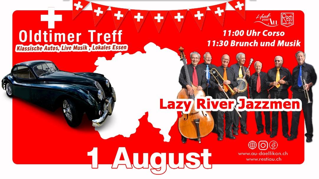 Oldtimer Treff – Schweizer Nationalfeiertag am 01.08.2021