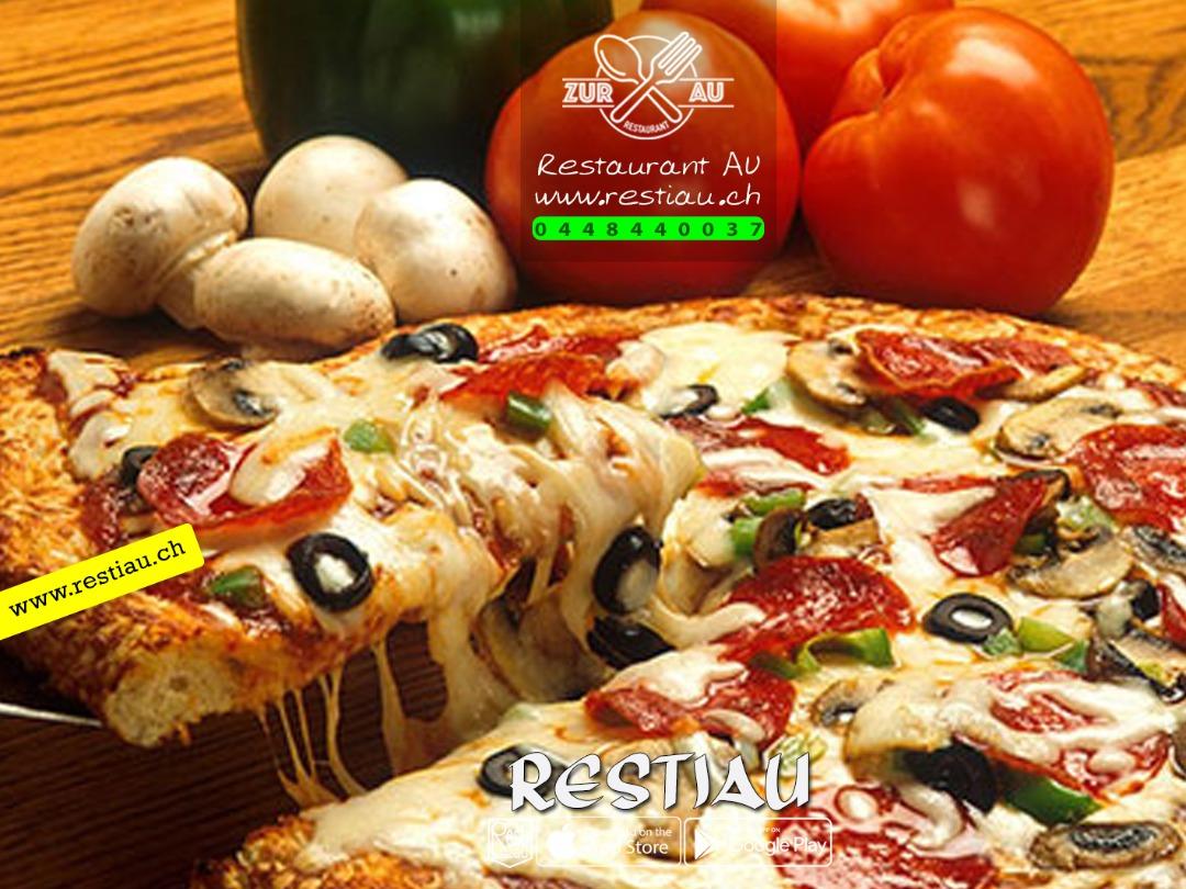 monica, pizza, restiau,audaellikon