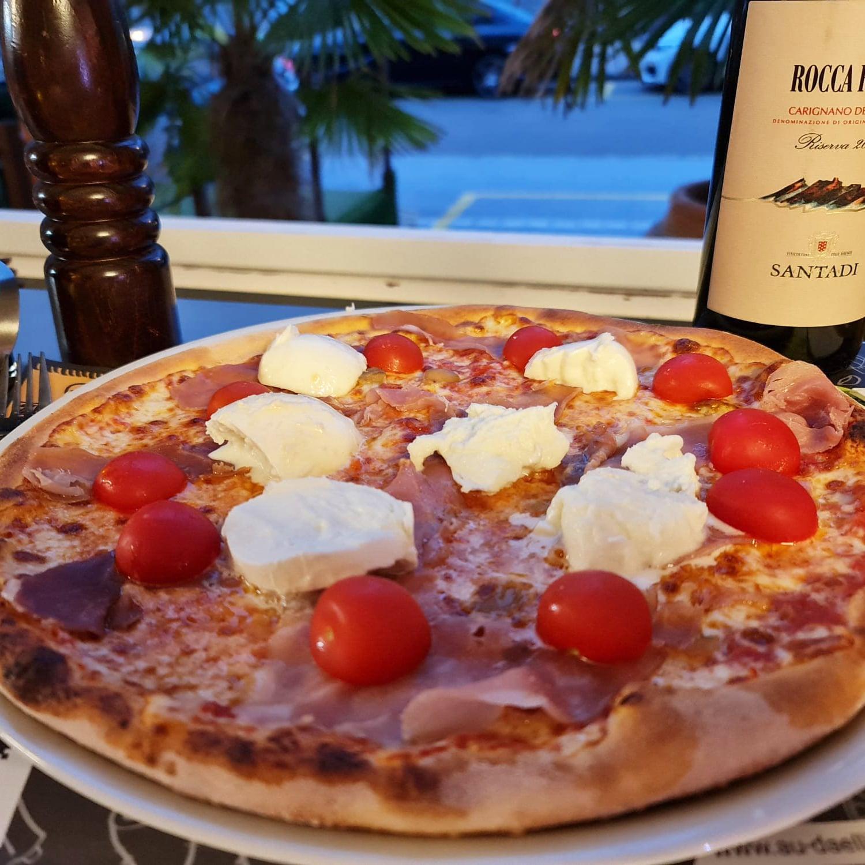pizza monica hotel zur au daellikon