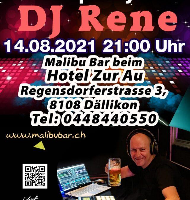 Kellerparty mit DJ Rene 14.08.2021