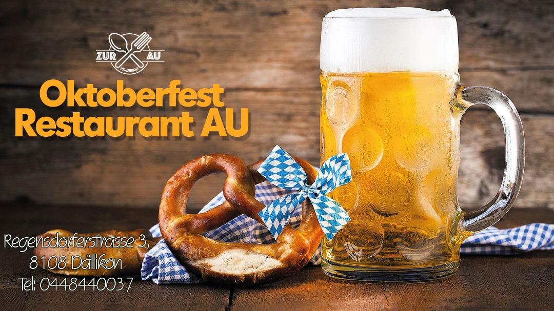 Oktoberfest mit Live Musik (06.11.2021)